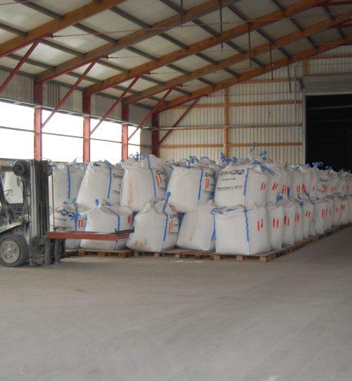 Lagerung & Verladung - Ihr kompetenter Logistiker am Hafen.